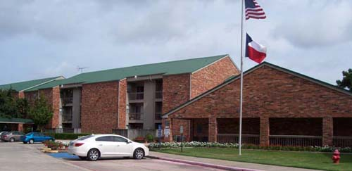 Optimist Village Orange TX senior housing
