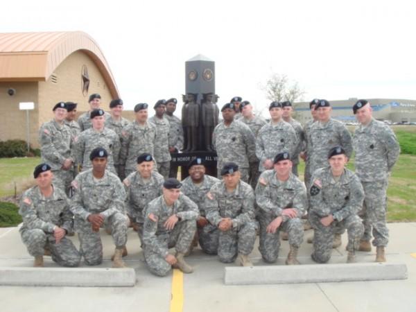 Veteran's Memorial Beaumont Tx