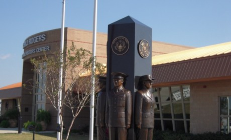 Southeast Texas veterans memorial