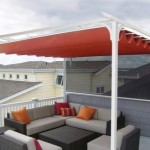 Canopy with Solar Shade