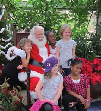 Stark Cultural Venues Holiday Events for Orange Tx Seniors