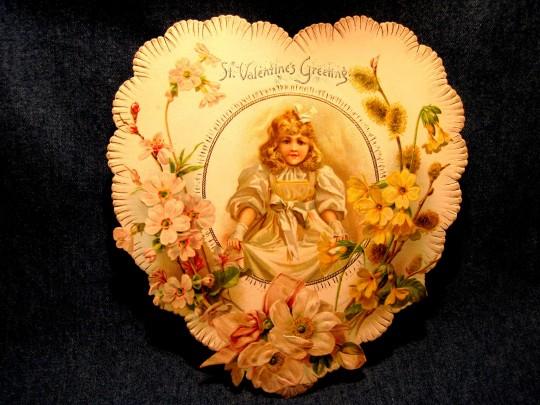 Old fashioned greetings libaifoundation image fashion an old fashioned valentine event setx seniors m4hsunfo
