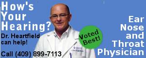 Dr Heartfield ENT Beaumont