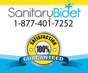 sanitary bidet - affordable bidet