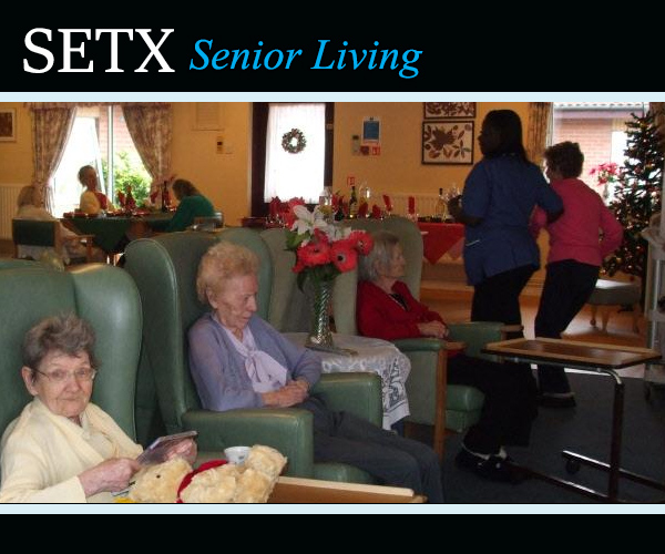 senior living Beaumont TX, SETX Senior living, senior housing Port Arthur, senior housing Orange TX