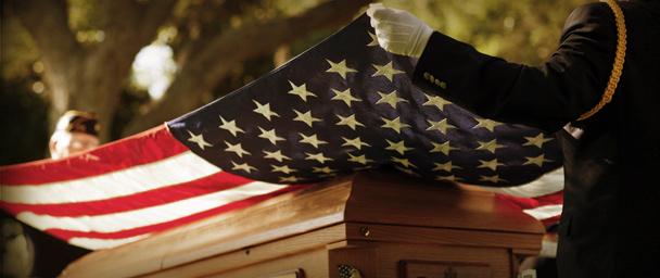 Dignity Memorial We Honor Veterans