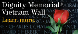 Dignity Memorial Vietnam Wall