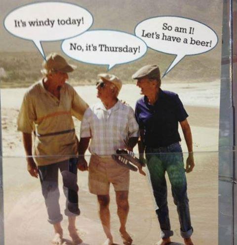 Trinity Hearing and Balance humor