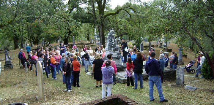 Jefferson County Cemetery Tour - Hardin County Cemetery Tour