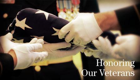 Dignity Memorial Veteran's Benefits 4
