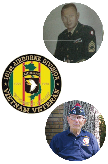 Golden Triangle Vietnam Veteran - Beaumont Vietnam Veteran