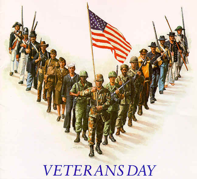 Veteran's Day Southeast Texas Seniors