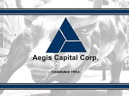 Aegis Capital EatDrinkSETX Mildred Building Katherine & Company