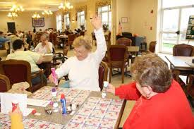 Bingo Port Neches, senior fun Port Neches, senior fitness Port Neches