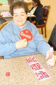 Bingo Jefferson County senior fun right