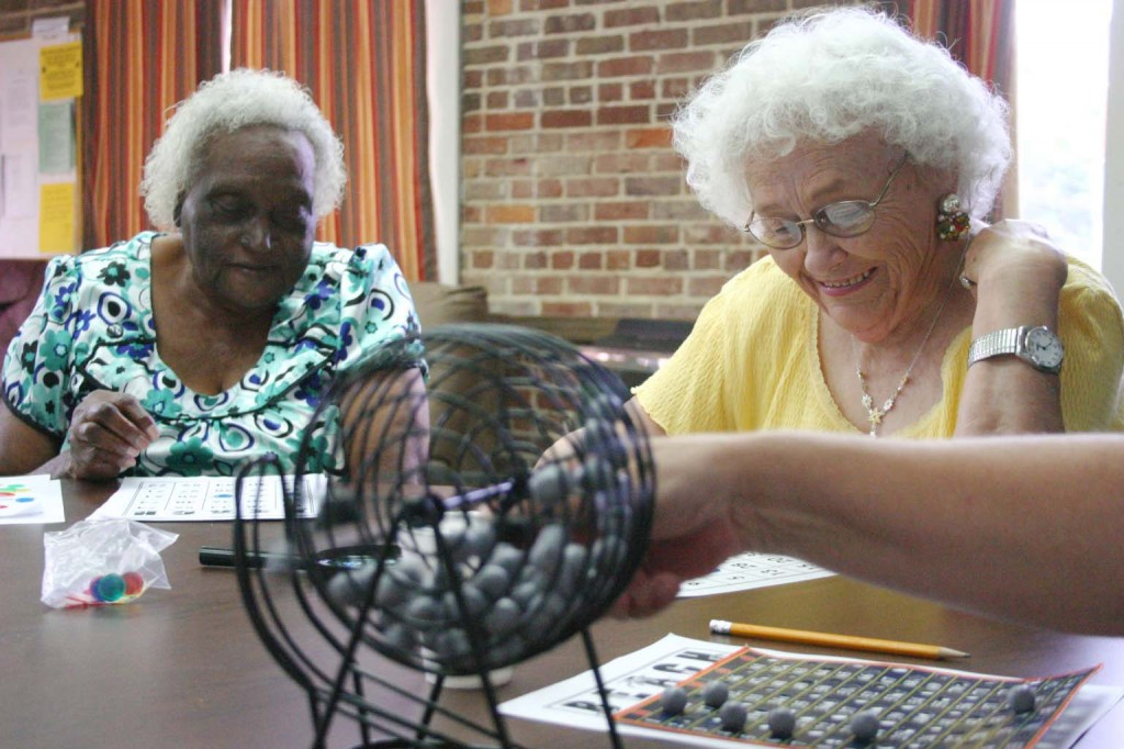 Bingo for Southeast Texas senior citizens