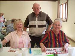 Bingo fun for Beaumont seniors