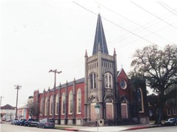 First Lutheran Galveston
