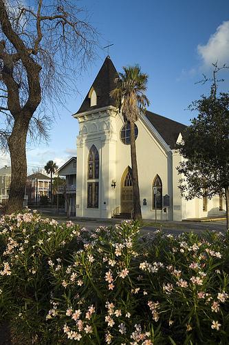 Reedy African Methodist Galveston