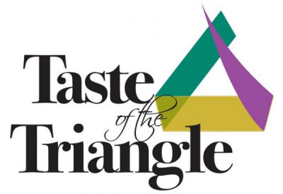 Taste of the Triangle Beaumont Civic Center 400 banner