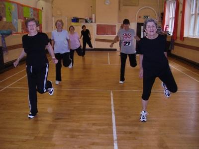 Beaumont Senior Fitness