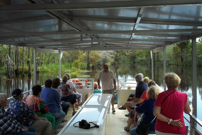 Neches River Adventures SETX Senior Activities