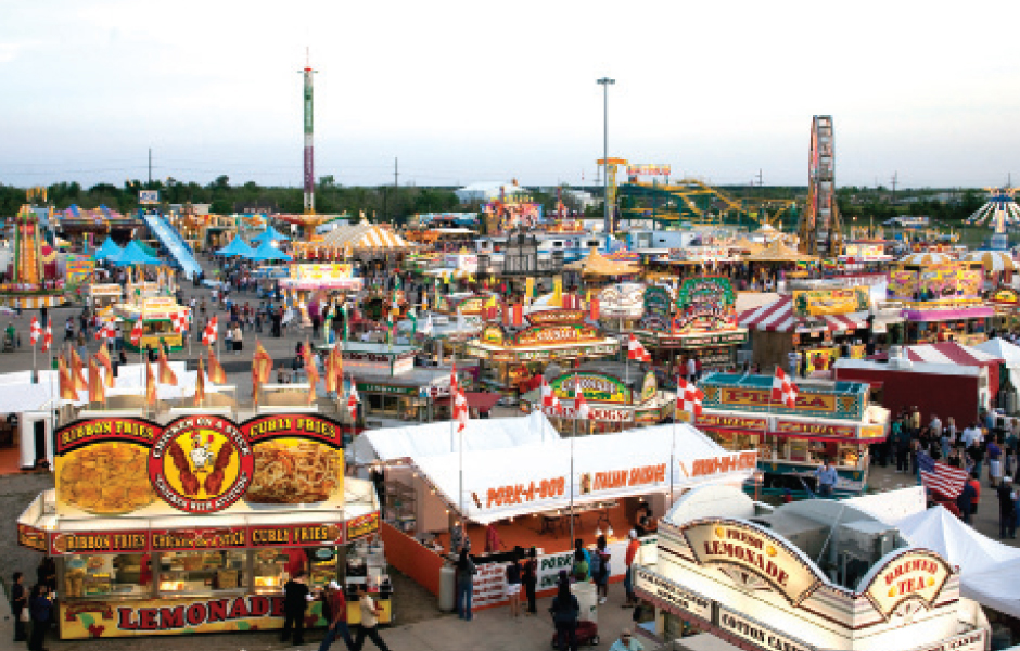Dating at the texas state fair