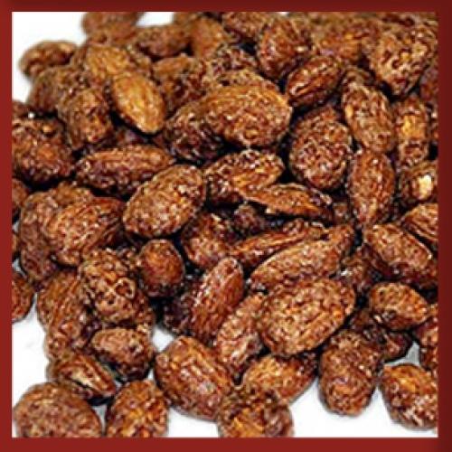 South Texas State Fair Cinnamon Roasted Almond