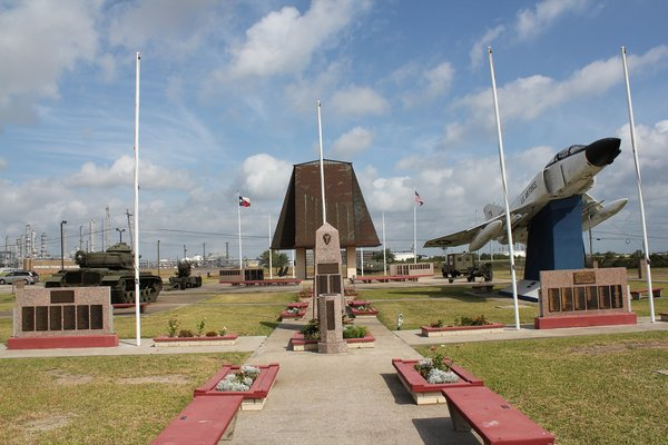 Veteran's Memorial Golden Triangle Veteran's Park Port Arthur a