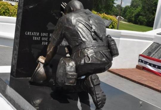 Orange Tx Veteran's memorial