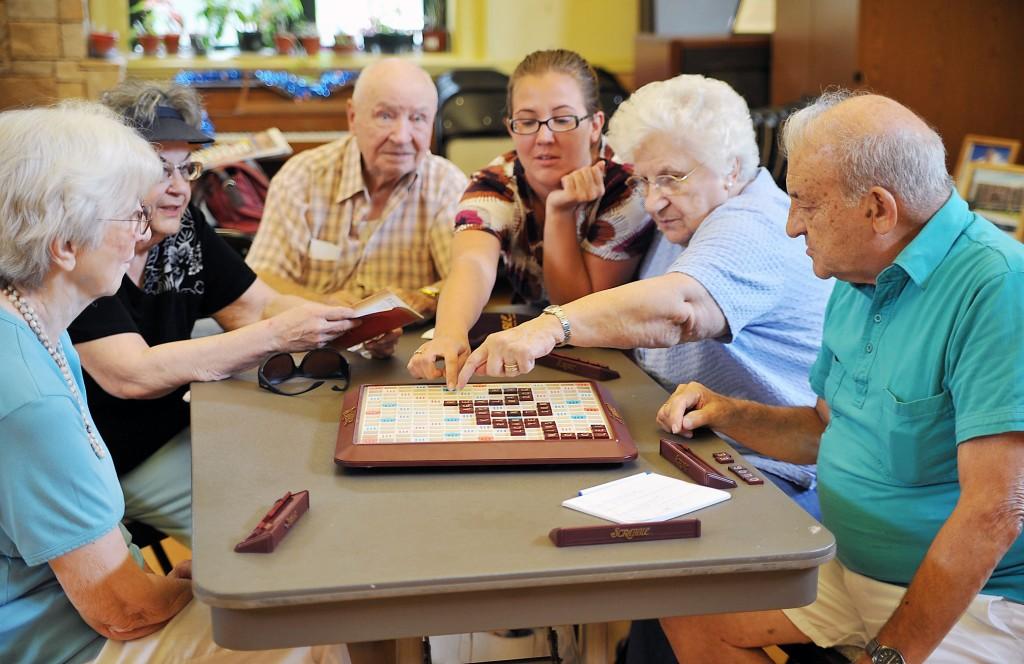 game night southeast texas senior citizens