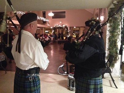 Lonestar Bagpipe Band Beaumont Memorial Day