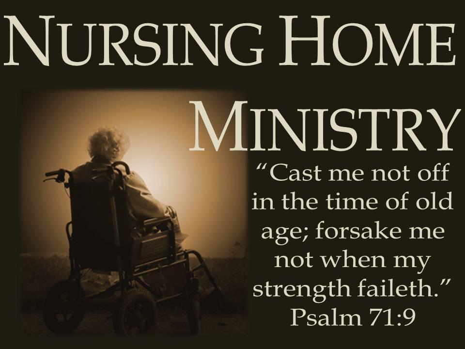 Nursing home ministry Lumberton Texas