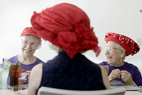 red hat society SETX, red hat club Beaumont Tx, red hats Southeast Texas