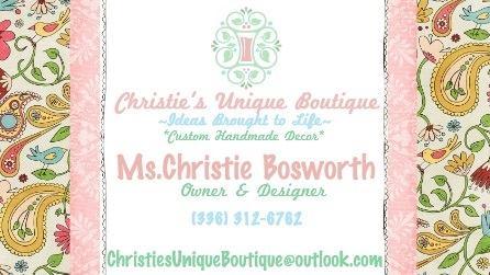 Karry & Co Christy's Unique Boutique SETX Senior Shopping a