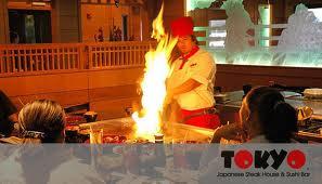 Tokyo SETX Red Hat Society Restaurant I-10