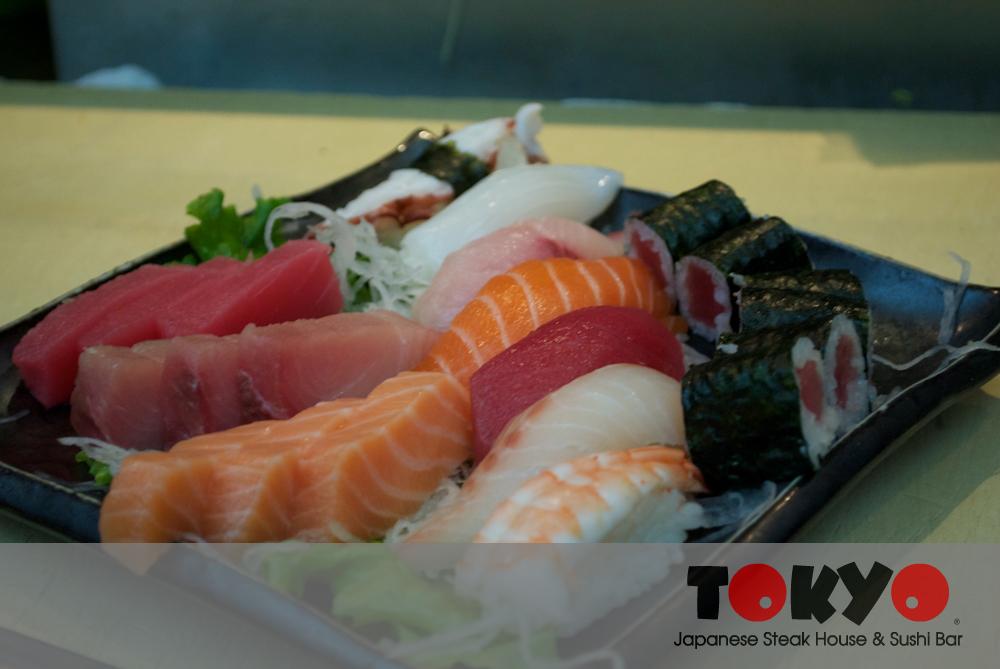 Tokyo Sushi special