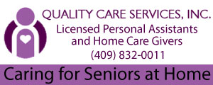 Quality Care Beaumont TX, Gold Sponsors Southeast Texas Senior Expo, Quality Care Services Beaumont, home health provider Beaumont Tx, home health SETX, home health services Southeast Texas