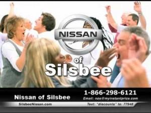 Nissan of Silsbee Senior Specials