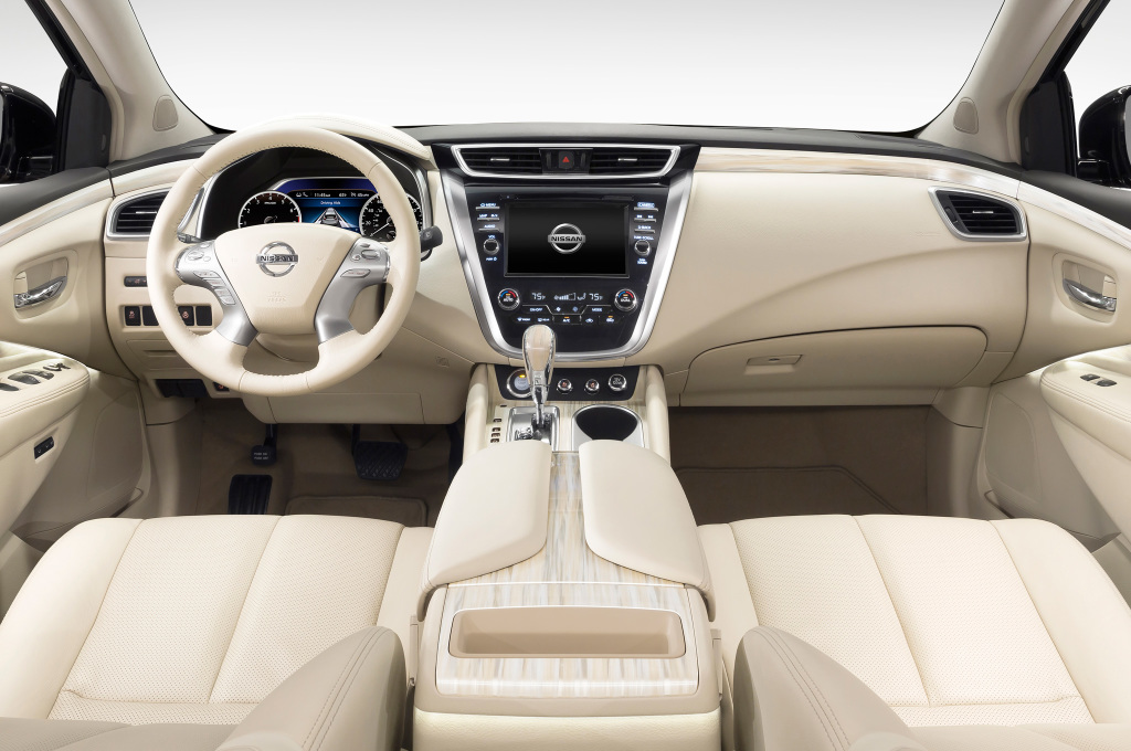 Southeast Texas Auto Review: Nissan Murano is Redesigned for 2015 ...