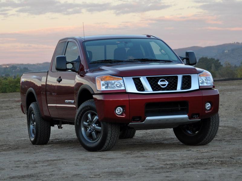 Nissan Titan Jasper Tx