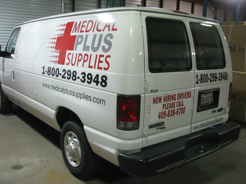 Medical Plus Medical Supply delivery Conroe Tx