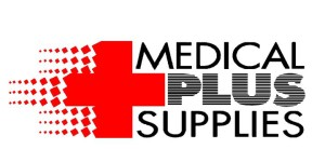 Medical Plus Supplies Logo larger