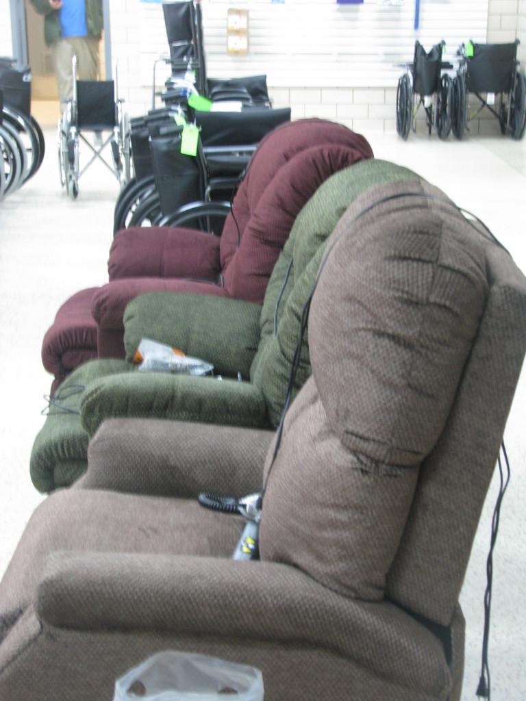 Medical Plus lift chair Houston Tx