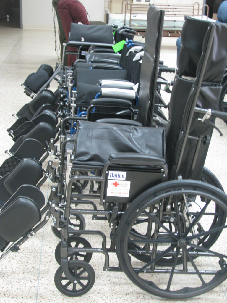 wheelchair delivery Southeast Texas