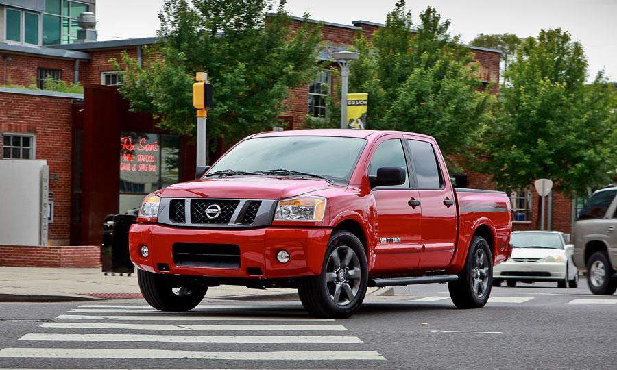 Nissan Titan 2015 Diesel Southeast Texas