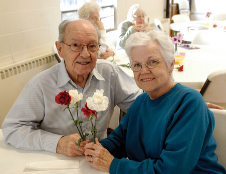 Valentine's Day Southeast Texas Seniors
