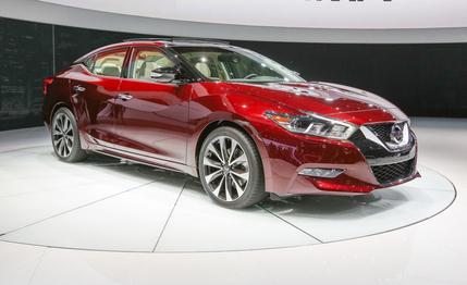 2016 Nissan Maxima SETX