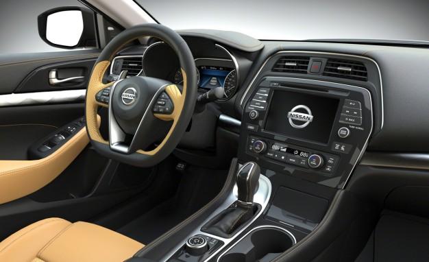 2016 Nissan Maxima test drive Southeast Texas