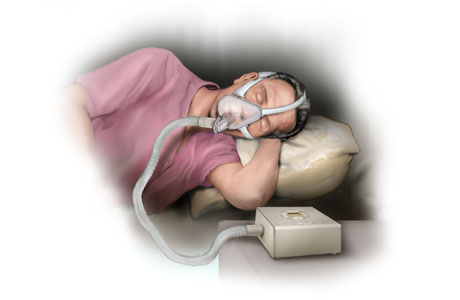 CPAP Machine Golden Triangle Tx